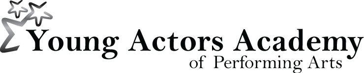 Young Actors Academy of Performing Arts Retina Logo