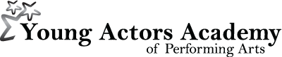 Young Actors Academy of Performing Arts Logo